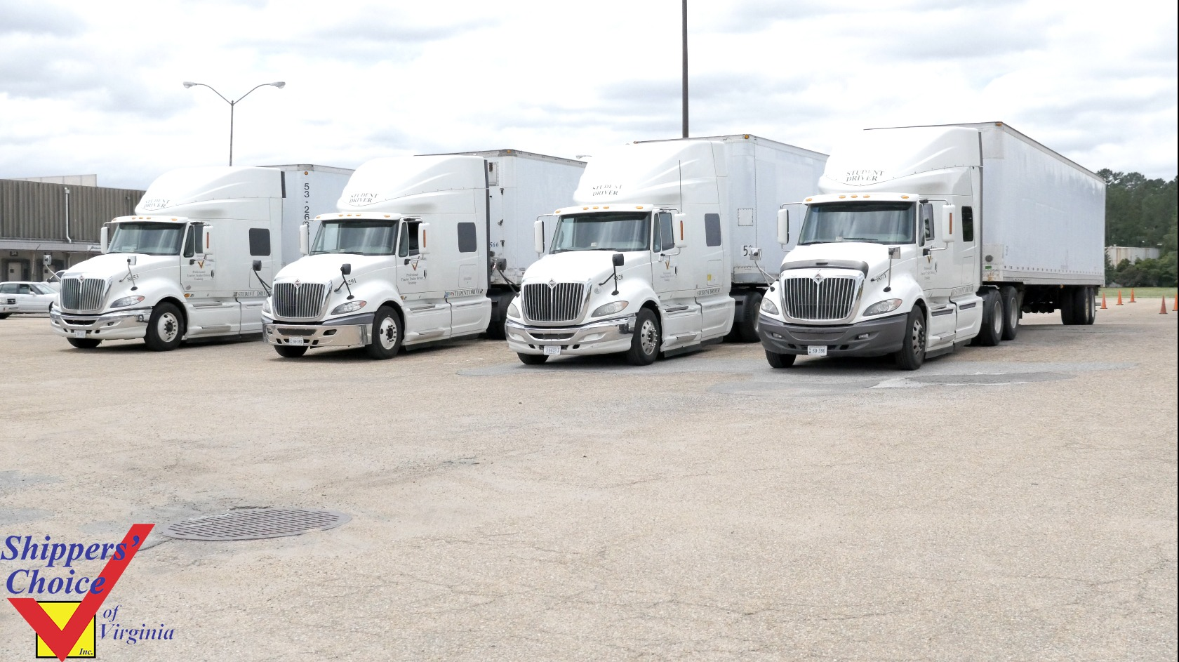 Truck Driver Training School for class A & B CDLs