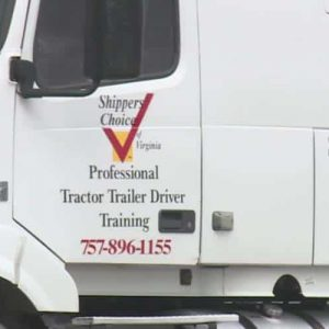 truck driving school- shippers choice